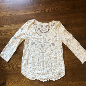 Size M - Anthropologie - Meadow Rue blouse